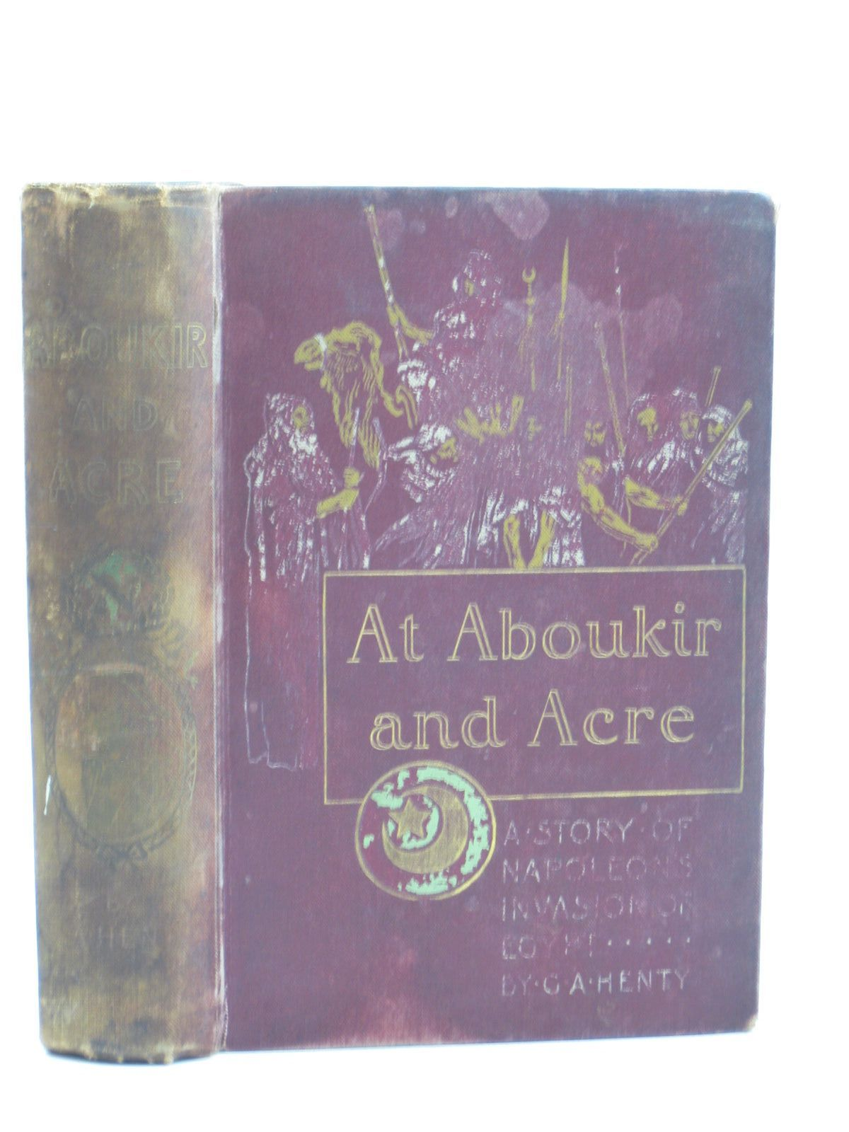 Photo of AT ABOUKIR AND ACRE- Stock Number: 1403585