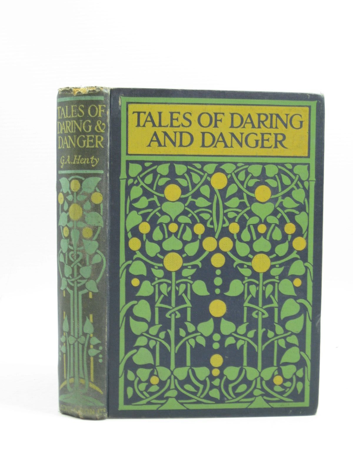 Photo of TALES OF DARING AND DANGER written by Henty, G.A. published by Blackie And Son Limited (STOCK CODE: 1403602)  for sale by Stella & Rose's Books