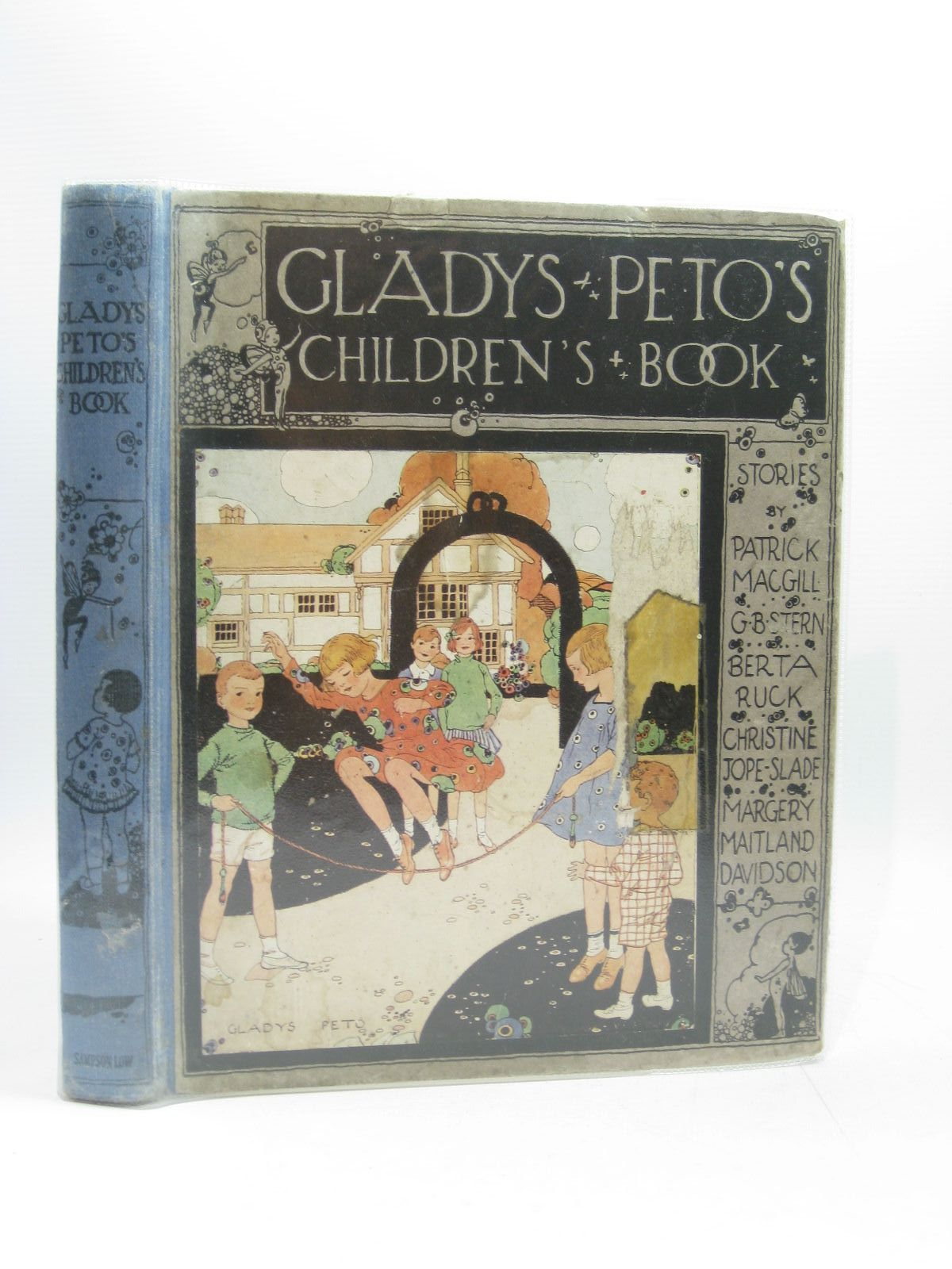 Photo of GLADYS PETO'S CHILDREN'S BOOK written by Peto, Gladys et al,  illustrated by Peto, Gladys published by Sampson Low, Marston & Co. Ltd. (STOCK CODE: 1404031)  for sale by Stella & Rose's Books