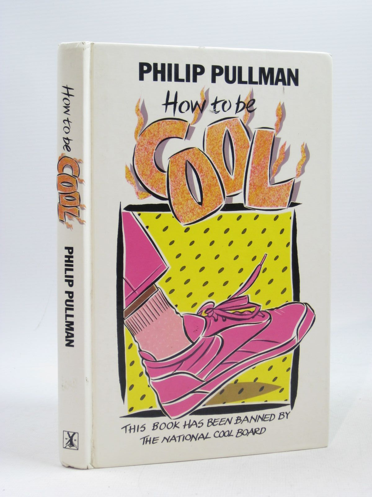 Photo of HOW TO BE COOL written by Pullman, Philip published by Heinemann (STOCK CODE: 1404080)  for sale by Stella & Rose's Books