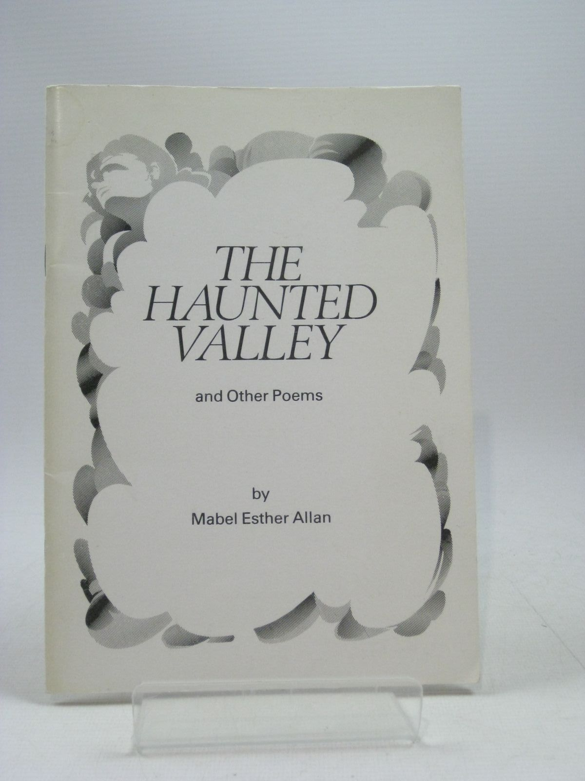 Photo of THE HAUNTED VALLEY AND OTHER POEMS- Stock Number: 1404219