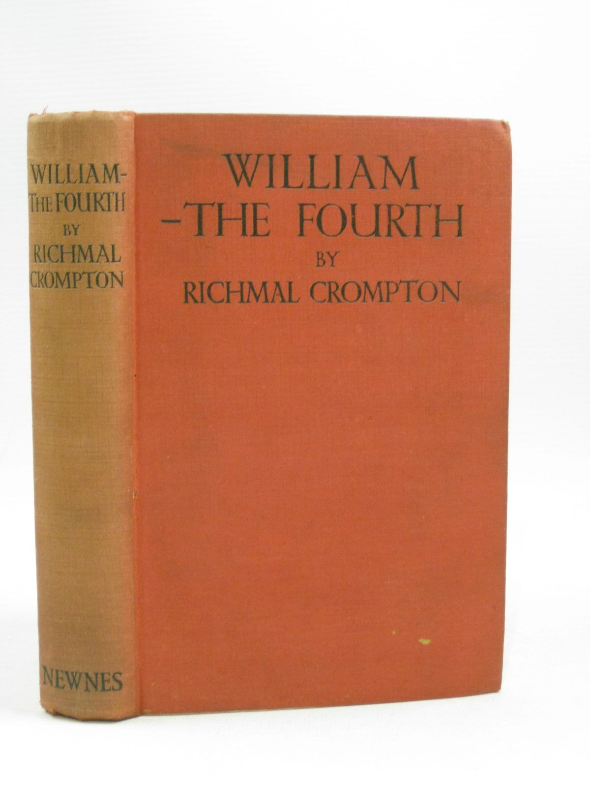 Photo of WILLIAM THE FOURTH written by Crompton, Richmal illustrated by Henry, Thomas published by George Newnes Limited (STOCK CODE: 1404228)  for sale by Stella & Rose's Books