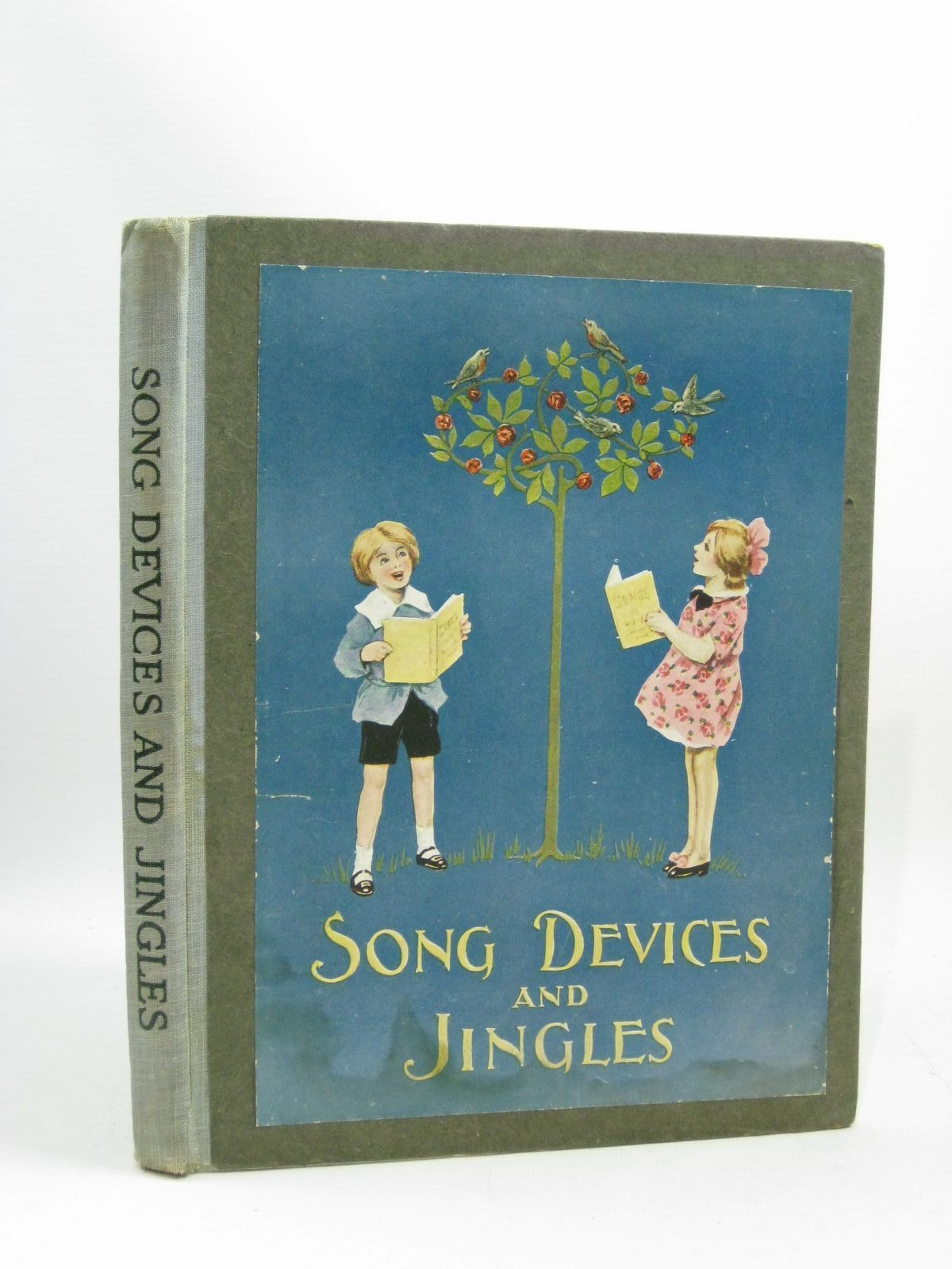 Photo of SONG DEVICES AND JINGLES- Stock Number: 1404350
