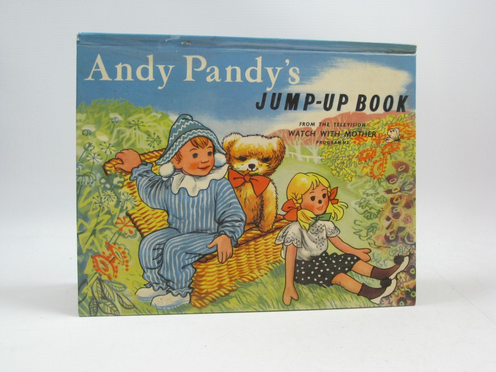Photo of ANDY PANDY'S JUMP-UP BOOK written by Bird, Maria illustrated by Wright, Matvyn published by Purnell (STOCK CODE: 1404363)  for sale by Stella & Rose's Books