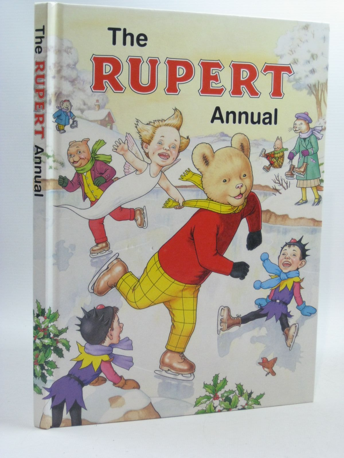 Photo of RUPERT ANNUAL 2005 written by Henderson, James Robinson, Ian illustrated by Harrold, John published by Express Newspapers Ltd. (STOCK CODE: 1404482)  for sale by Stella & Rose's Books
