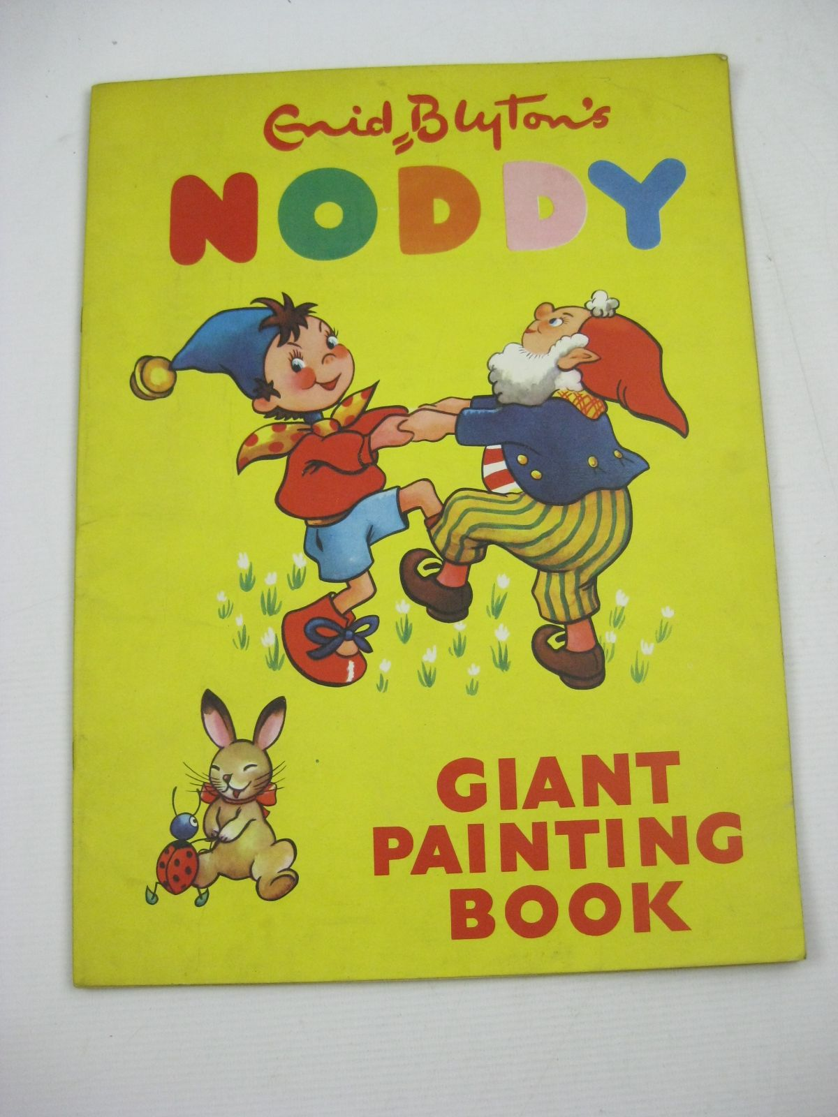 Photo of ENID BLYTON'S NODDY GIANT PAINTING BOOK- Stock Number: 1404603