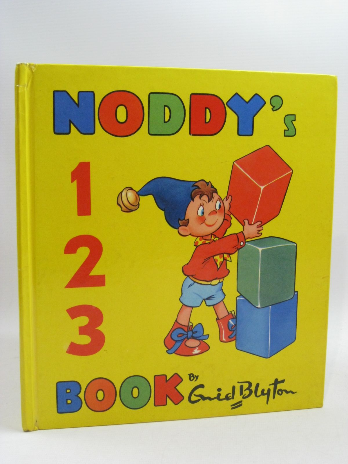 Photo of NODDY'S ONE, TWO, THREE BOOK- Stock Number: 1404616