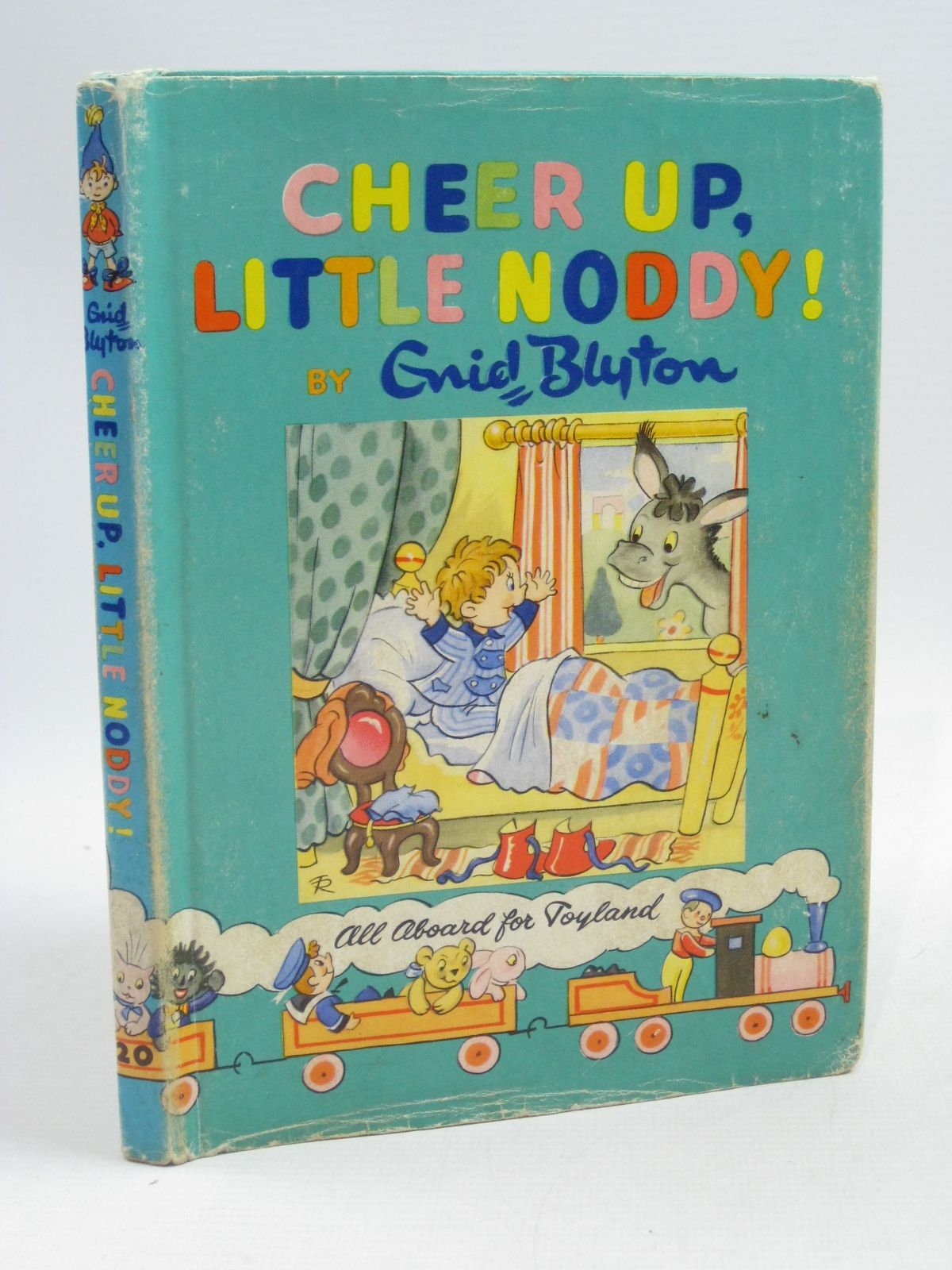 Photo of CHEER UP, LITTLE NODDY!- Stock Number: 1404625