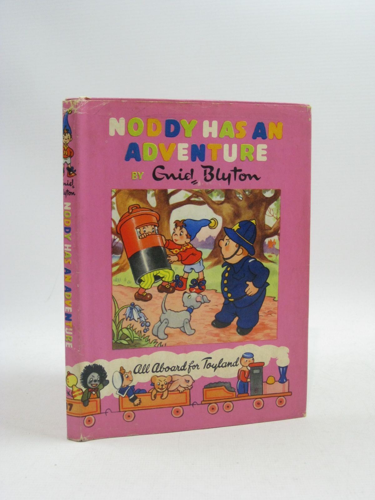 Photo of NODDY HAS AN ADVENTURE- Stock Number: 1404635