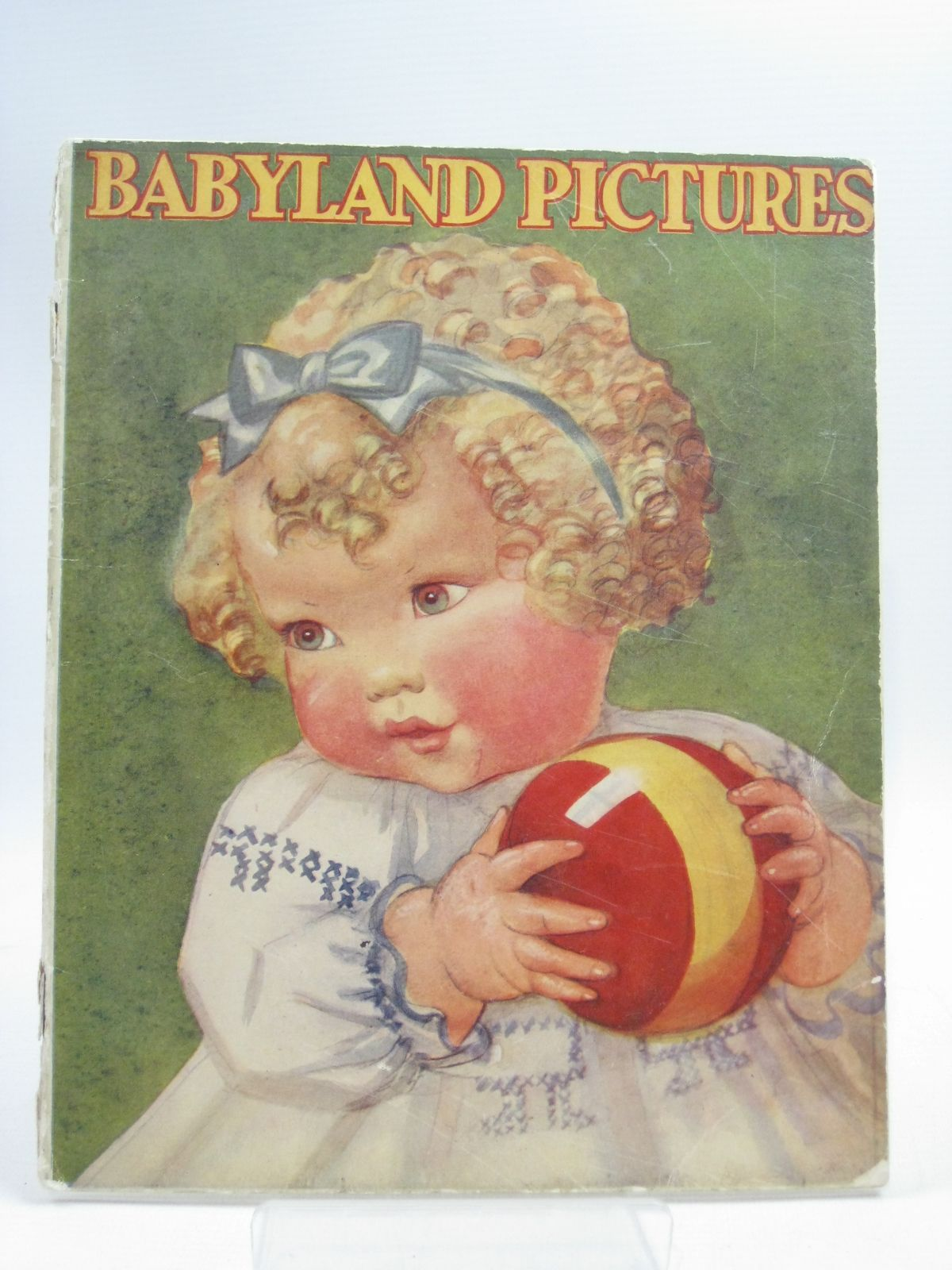Photo of BABYLAND PICTURES written by Slade, illustrated by Slade, Marjorie Webb, Phyllis E. et al., published by Thomas Nelson and Sons Ltd. (STOCK CODE: 1404664)  for sale by Stella & Rose's Books