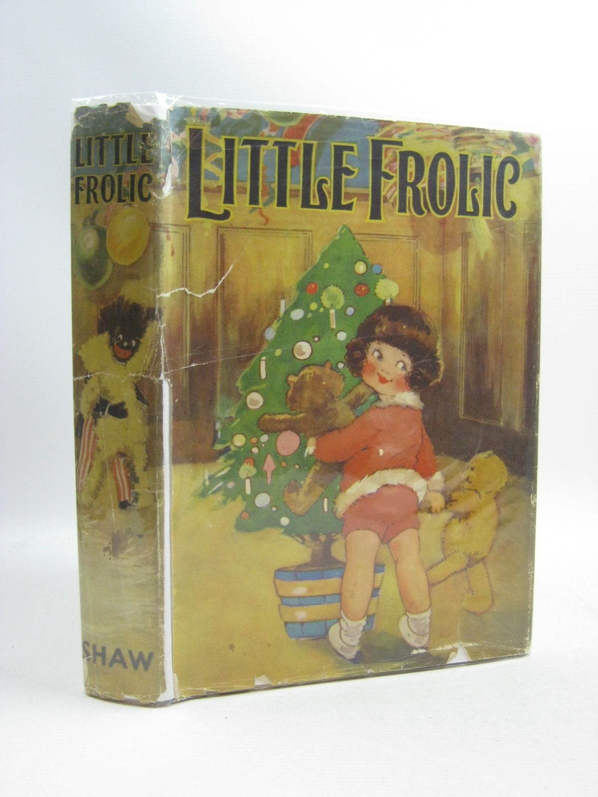 Photo of LITTLE FROLIC illustrated by Aris, Ernest A. Wain, Louis et al.,  Lambert, H.G.C. Marsh published by John F. Shaw & Co Ltd. (STOCK CODE: 1404675)  for sale by Stella & Rose's Books
