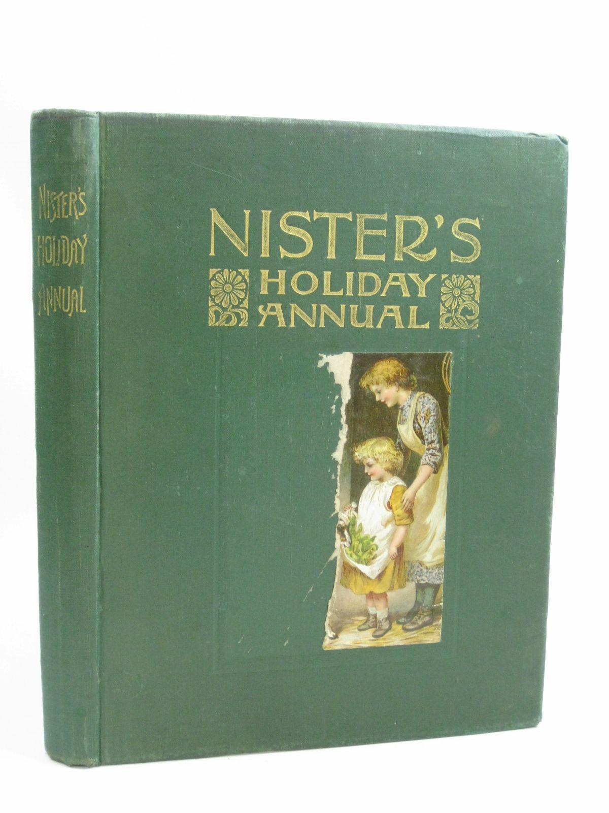 Photo of NISTER'S HOLIDAY ANNUAL - 26TH YEAR written by Playne, Alfred C. Hoyer, M.A. et al, illustrated by Petherick, Rosa C. McLaren, Dora Hardy, E. Stuart et al., published by Ernest Nister (STOCK CODE: 1404699)  for sale by Stella & Rose's Books