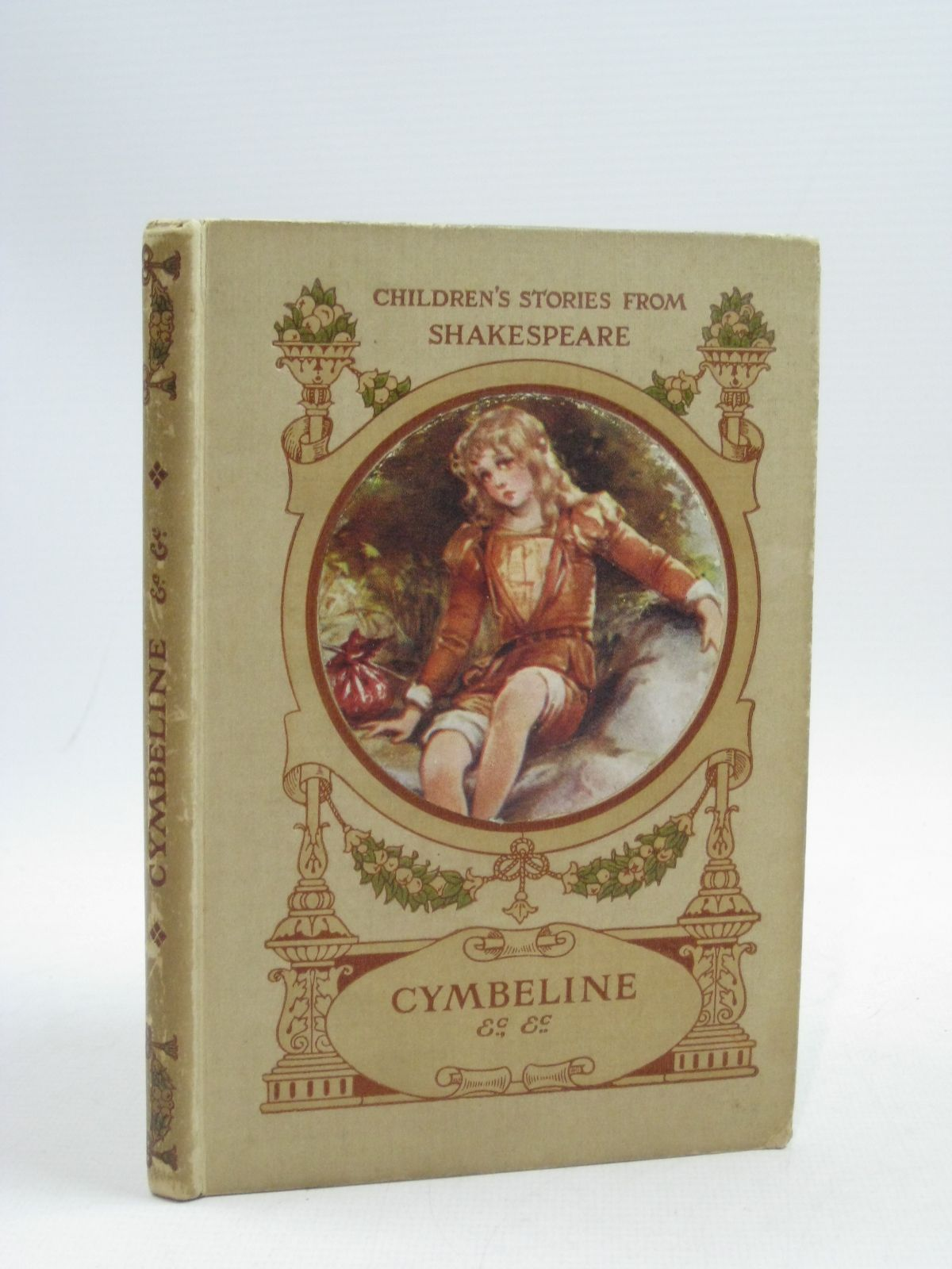 Photo of CYMBELINE AND OTHER STORIES written by Nesbit, E.<br />Chesson, Hugh illustrated by Brundage, Frances<br />Bowley, M. published by Raphael Tuck &amp; Sons (STOCK CODE: 1404705)  for sale by Stella & Rose's Books