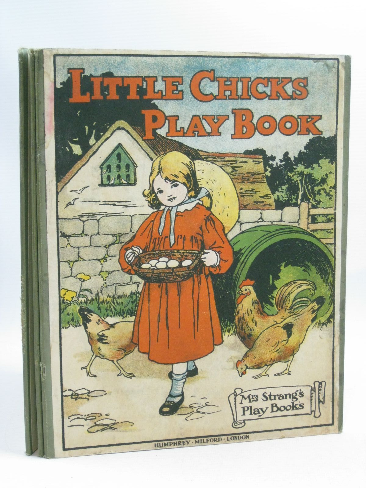 Photo of LITTLE CHICKS PLAY BOOK- Stock Number: 1404750