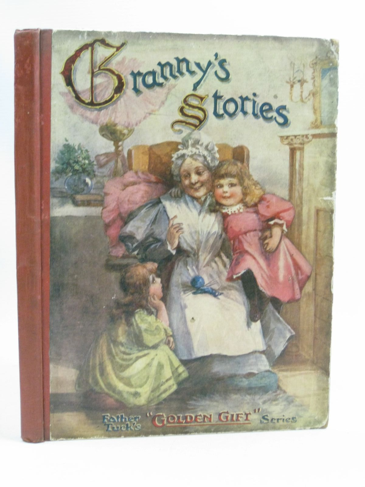 Photo of GRANNY'S STORIES written by Vredenburg, Edric<br />Williams, Margery<br />Chesson, Nora<br />et al, illustrated by Bowley, M.<br />Taylor, E.M.<br />Lewis, T. Noyes<br />Attwell, Mabel Lucie<br />et al., published by Raphael Tuck &amp; Sons Ltd. (STOCK CODE: 1404751)  for sale by Stella & Rose's Books