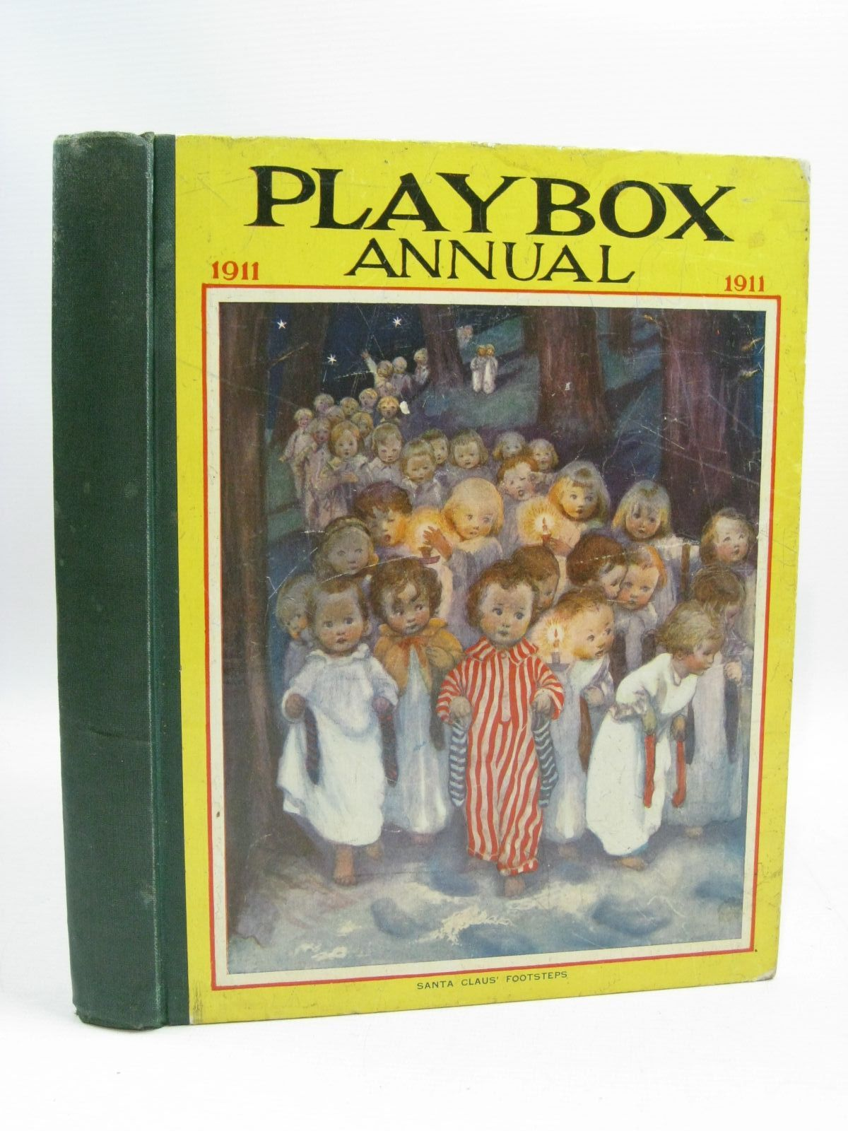 Photo of PLAYBOX ANNUAL 1911 illustrated by Wain, Louis Cowham, Hilda et al., published by The Amalgamated Press (STOCK CODE: 1404791)  for sale by Stella & Rose's Books