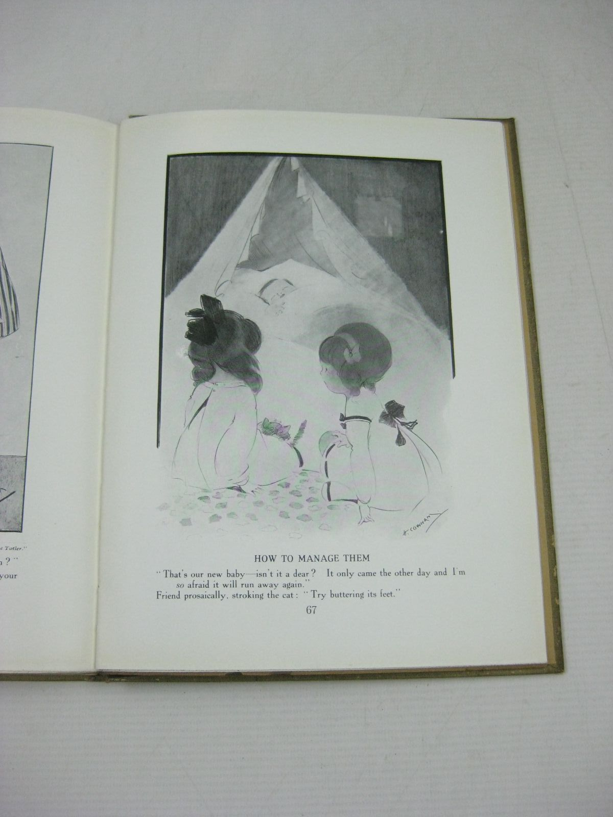 Photo of HILDA COWHAM'S BLACKLEGS AND OTHERS written by Cowham, Hilda illustrated by Cowham, Hilda published by Kegan Paul, Trench, Trubner & Co. Ltd. (STOCK CODE: 1404830)  for sale by Stella & Rose's Books