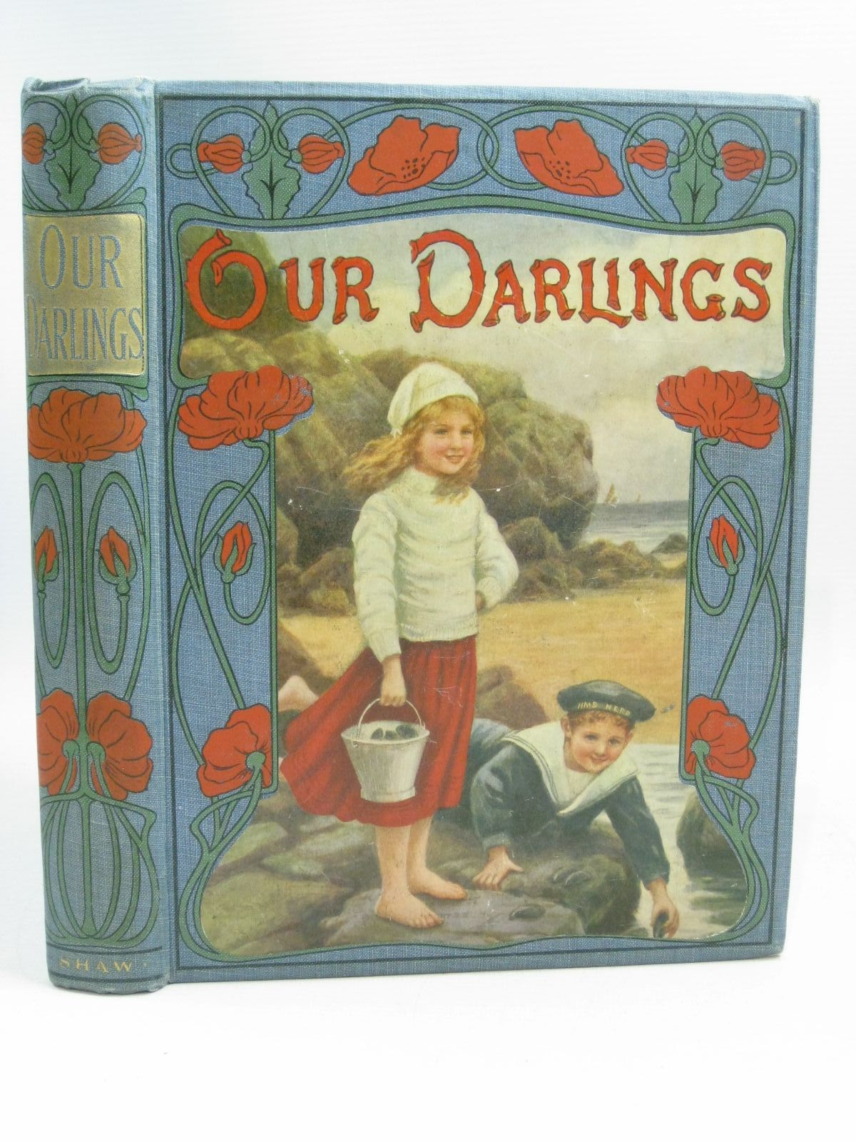 Photo of OUR DARLINGS written by Adams, W. Davenport Shaw, Catharine illustrated by Farmiloe, Edith Neilson, Harry B. Wain, Louis published by John F. Shaw (STOCK CODE: 1404833)  for sale by Stella & Rose's Books