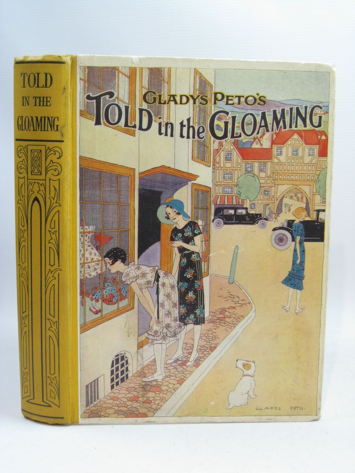 Photo of TOLD IN THE GLOAMING written by Peto, Gladys illustrated by Peto, Gladys published by John F. Shaw & Co Ltd. (STOCK CODE: 1404904)  for sale by Stella & Rose's Books