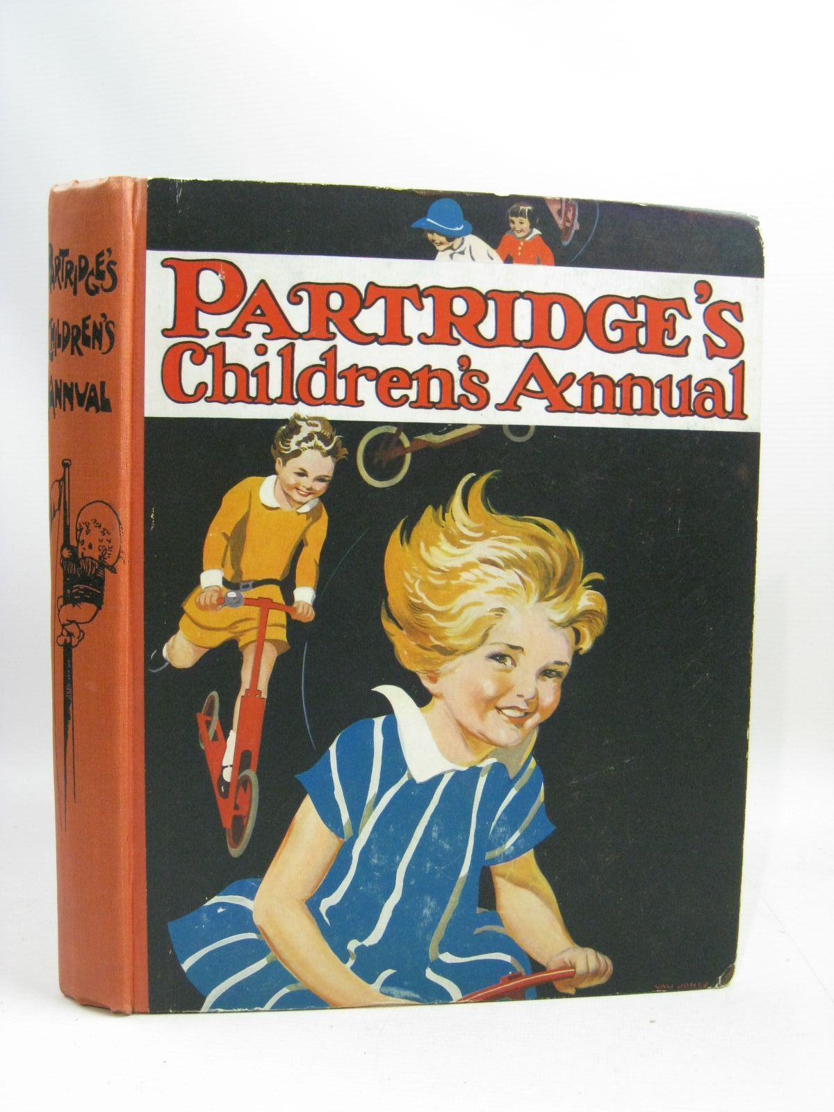 Photo of PARTRIDGE'S CHILDREN'S ANNUAL - 18TH YEAR written by Rutley, Cecily M. Lea, John Whitaker, Evelyn et al, illustrated by Neilson, Harry B. Brisley, Nina K. Anderson, Florence Mary Lambert, H.G.C. Marsh et al., published by Partridge (STOCK CODE: 1404919)  for sale by Stella & Rose's Books