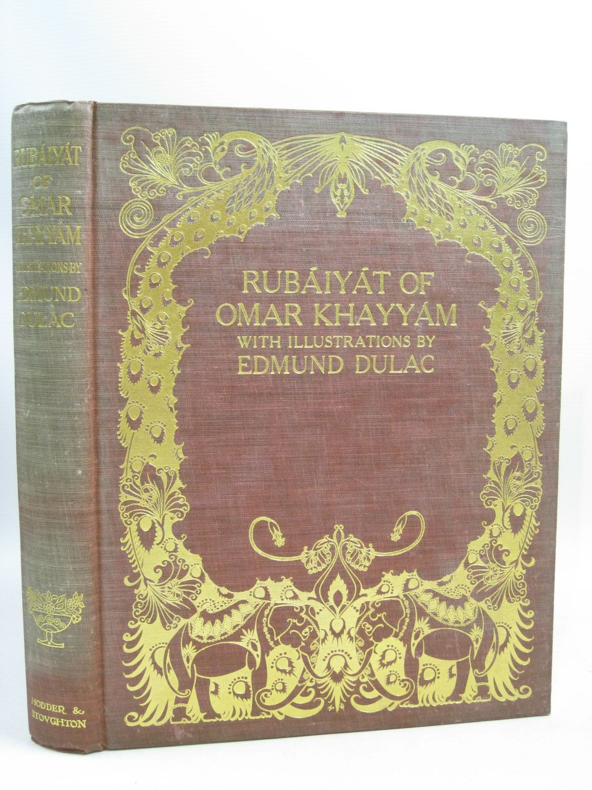 Photo of RUBAIYAT OF OMAR KHAYYAM- Stock Number: 1404947
