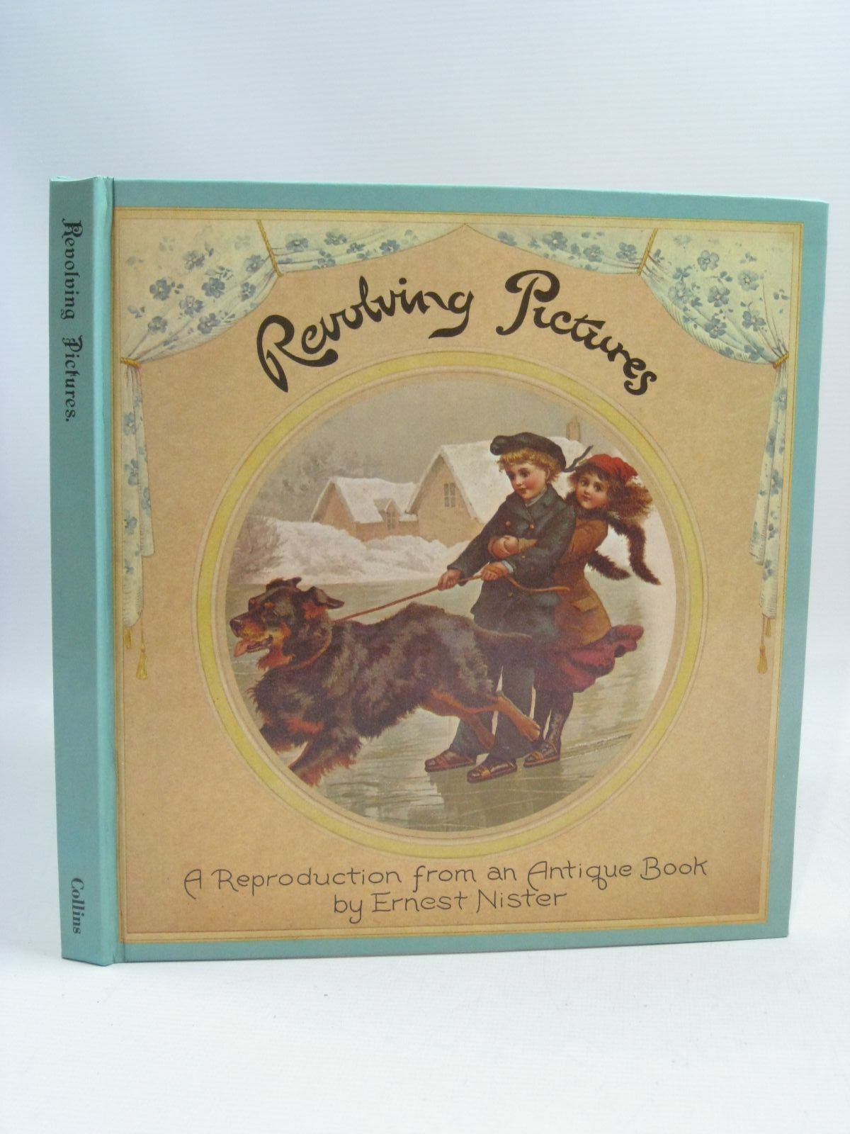 Photo of REVOLVING PICTURES written by Nister, Ernest published by Collins (STOCK CODE: 1404960)  for sale by Stella & Rose's Books