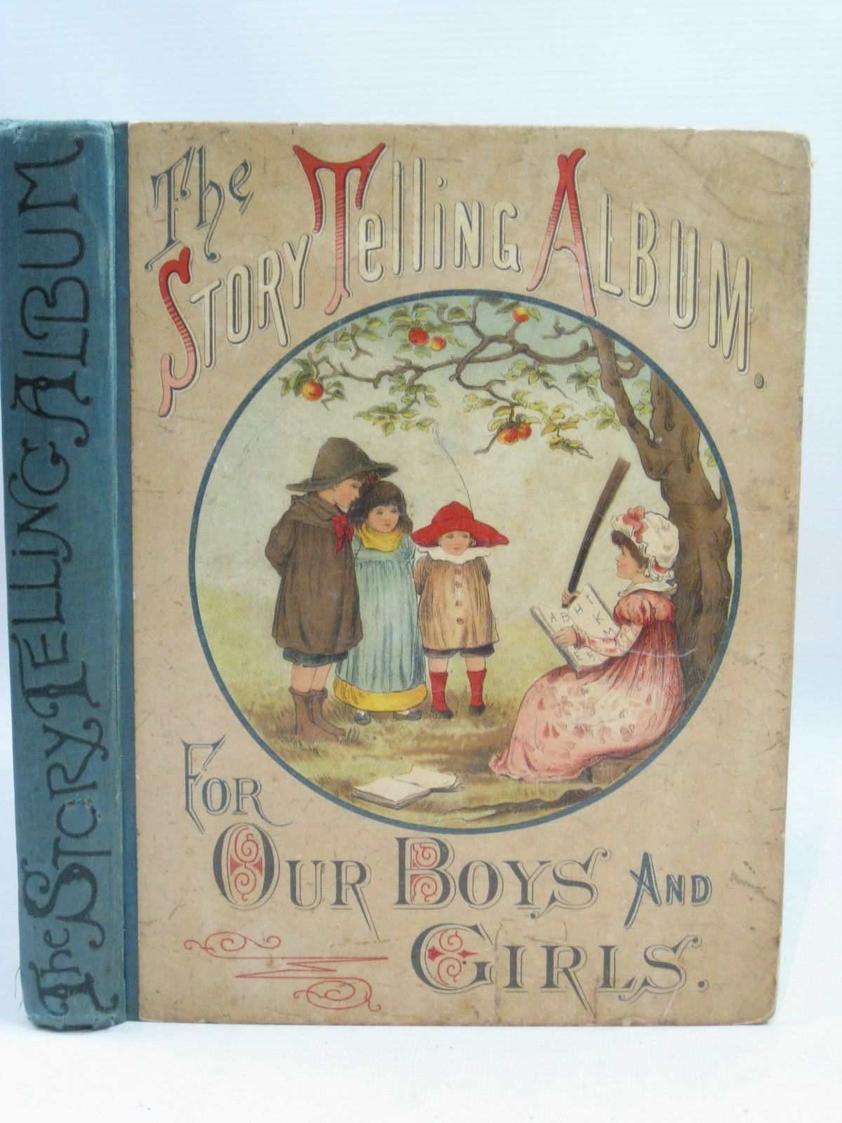 Photo of THE STORY TELLING ALBUM FOR OUR BOYS AND GIRLS published by Wells Gardner, Darton And Co (STOCK CODE: 1404993)  for sale by Stella & Rose's Books