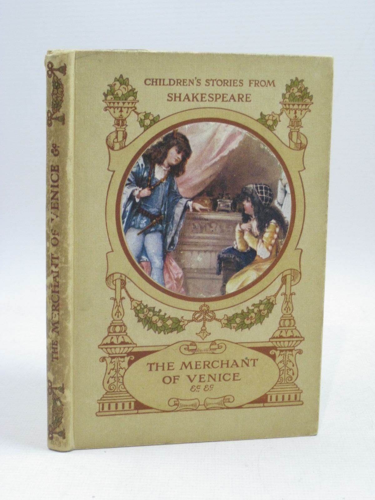Photo of THE MERCHANT OF VENICE AND OTHER STORIES- Stock Number: 1405077