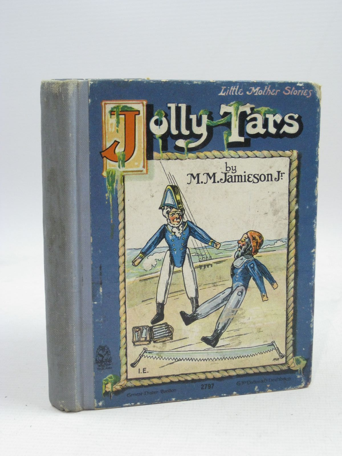 Photo of JOLLY TARS written by Jamieson, M.M. illustrated by Jamieson, M.M. published by Ernest Nister (STOCK CODE: 1405092)  for sale by Stella & Rose's Books