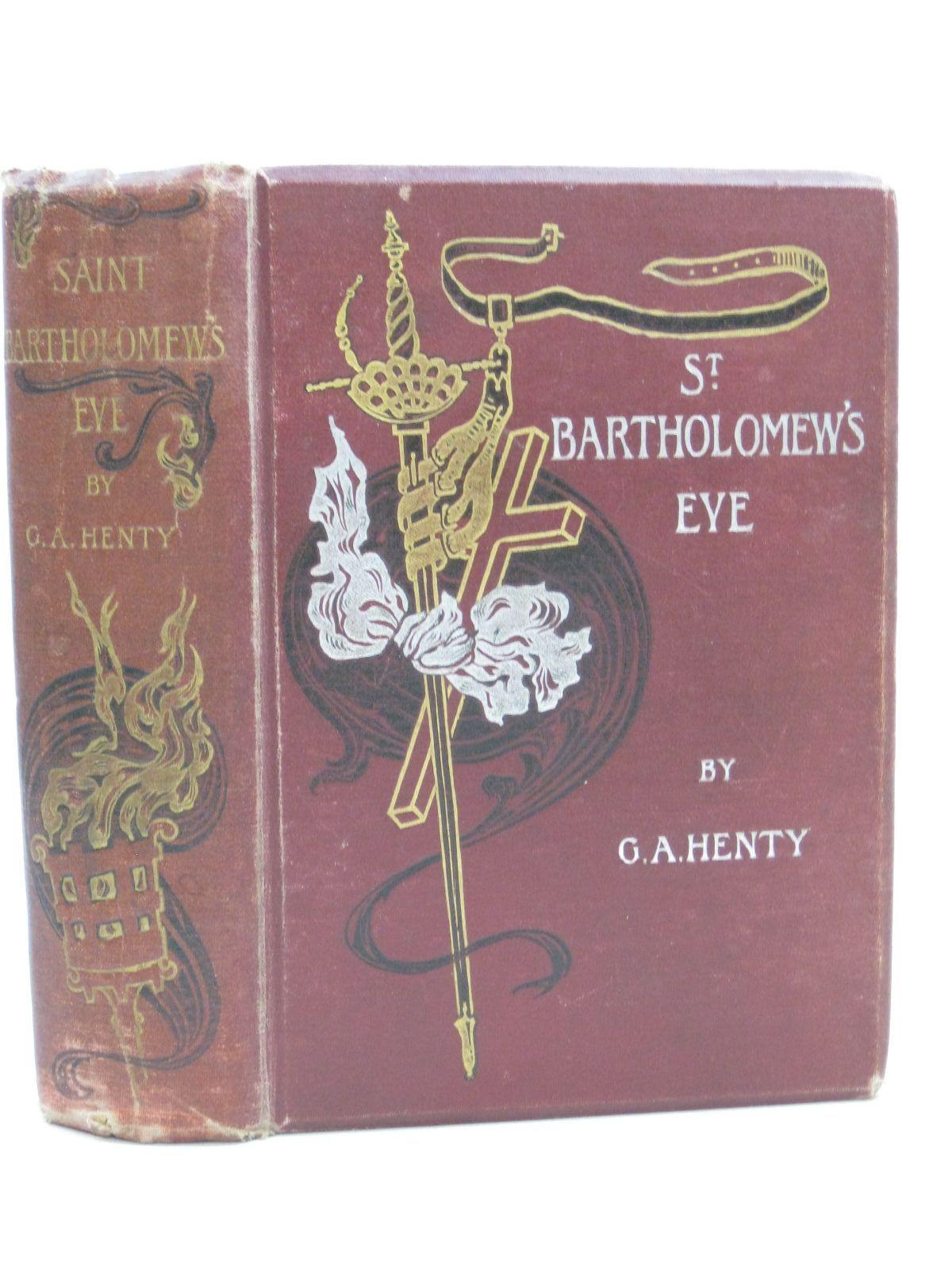 Photo of ST. BARTHOLOMEW'S EVE- Stock Number: 1405183