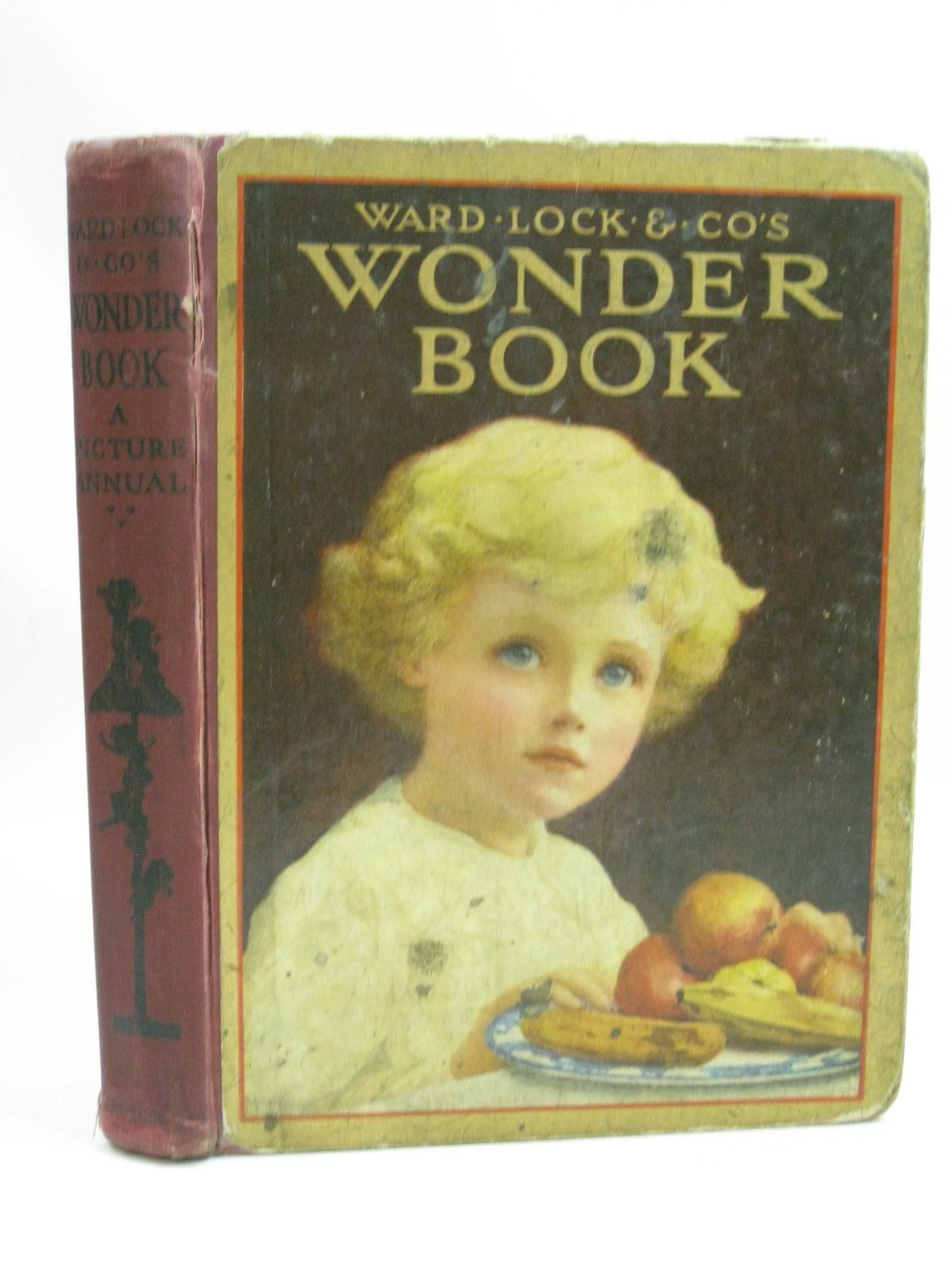 Photo of WARD LOCK & CO'S WONDER BOOK 1927 written by Golding, Harry illustrated by Brisley, Nina K. Tarrant, Margaret Temple, Chris G. Wright, Alan et al., published by Ward, Lock & Co. Limited (STOCK CODE: 1405231)  for sale by Stella & Rose's Books