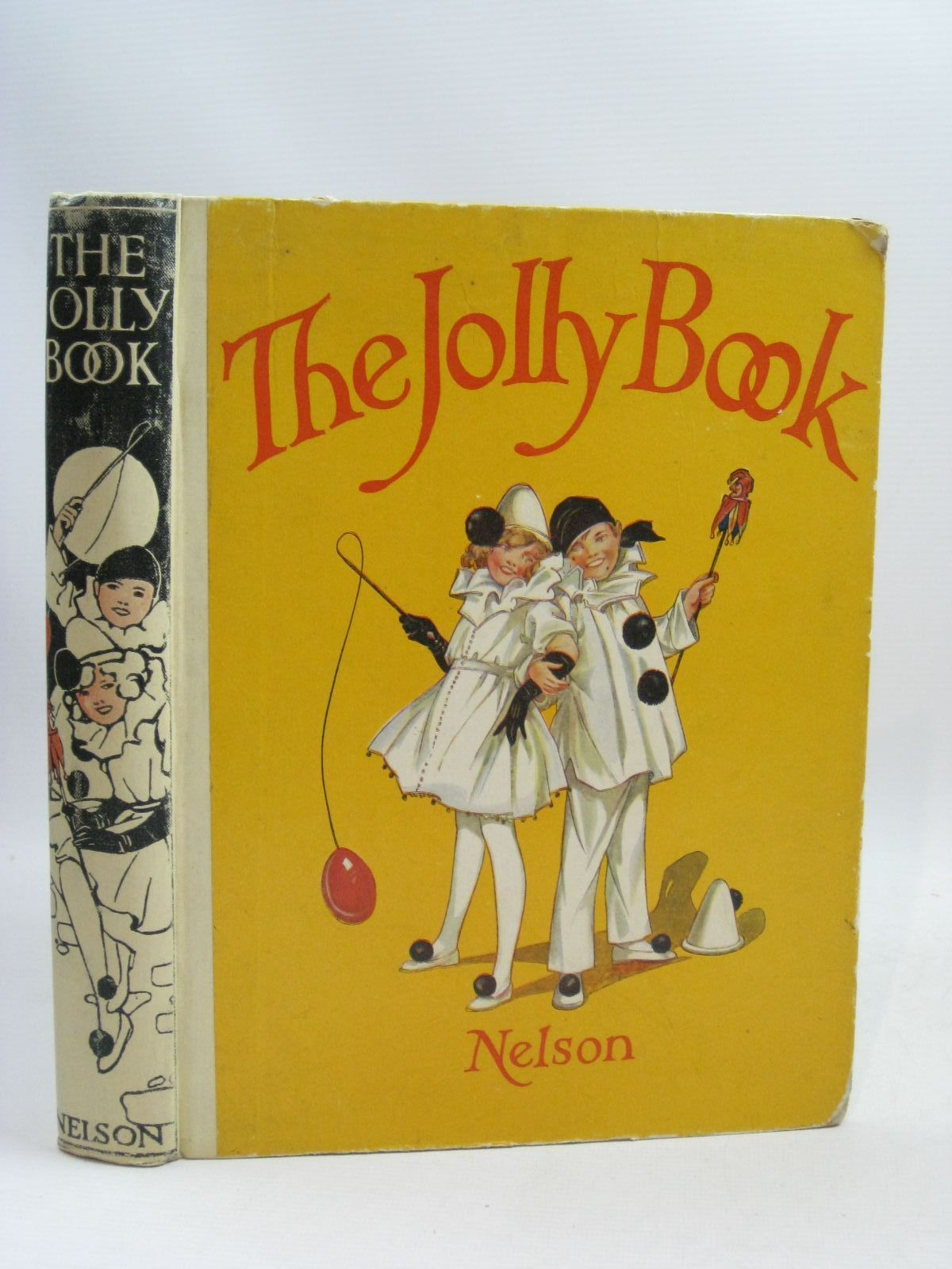 Photo of THE JOLLY BOOK - TENTH YEAR- Stock Number: 1405240