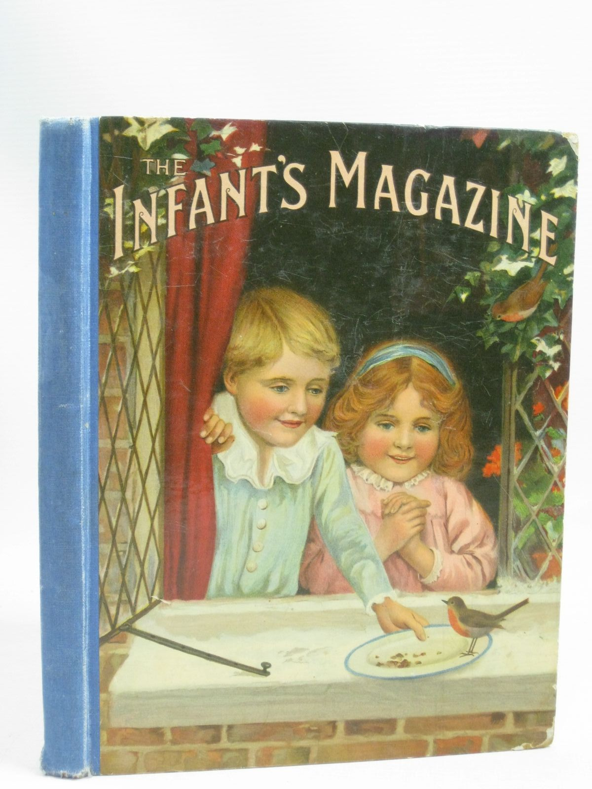 Photo of THE INFANTS' MAGAZINE FOR 1915- Stock Number: 1405281