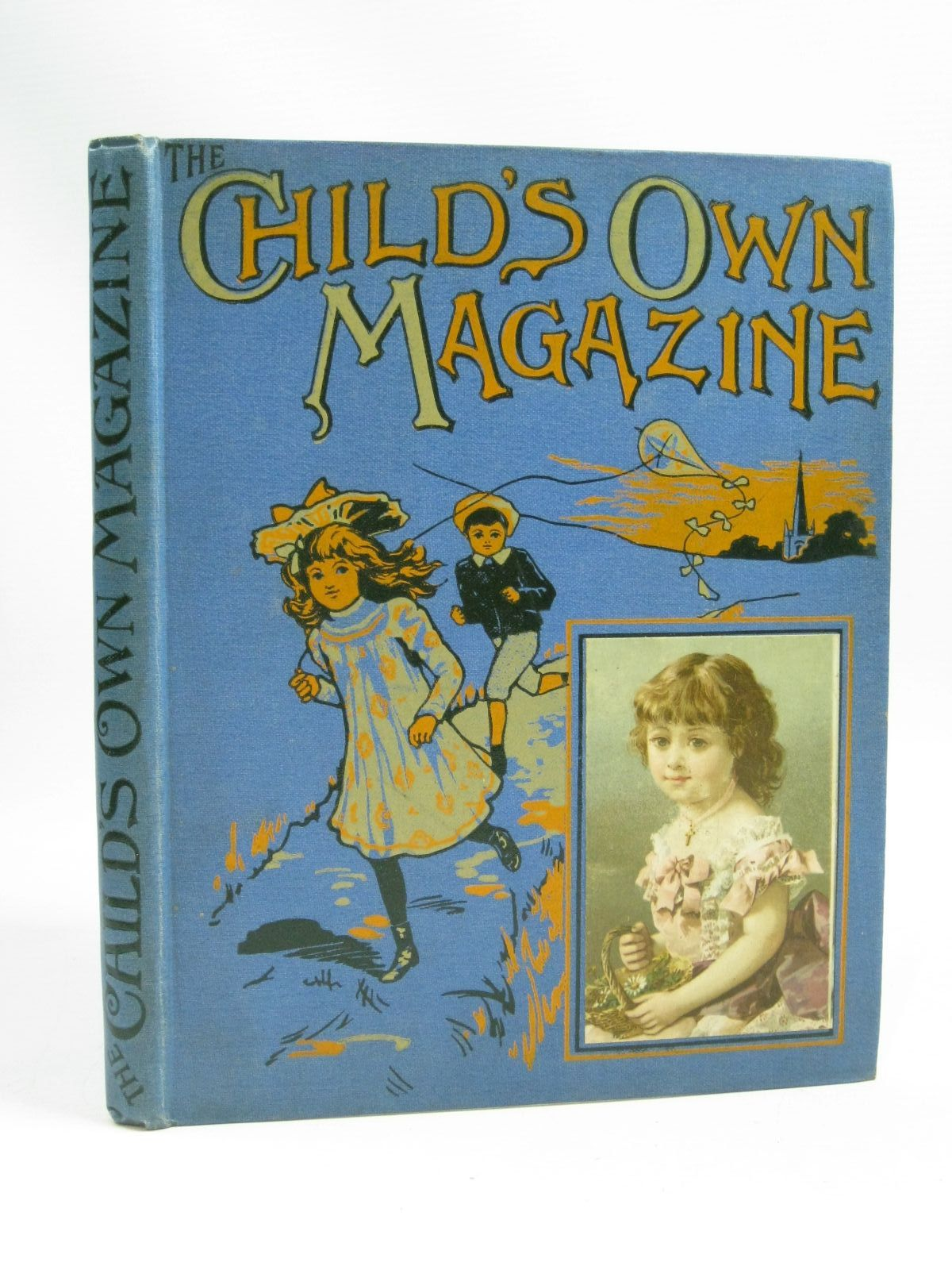 Photo of THE CHILD'S OWN MAGAZINE 70TH VOLUME written by Murray, Mary E.<br />et al, illustrated by Petherick, Rosa C.<br />et al., published by The Sunday School Union (STOCK CODE: 1405288)  for sale by Stella & Rose's Books
