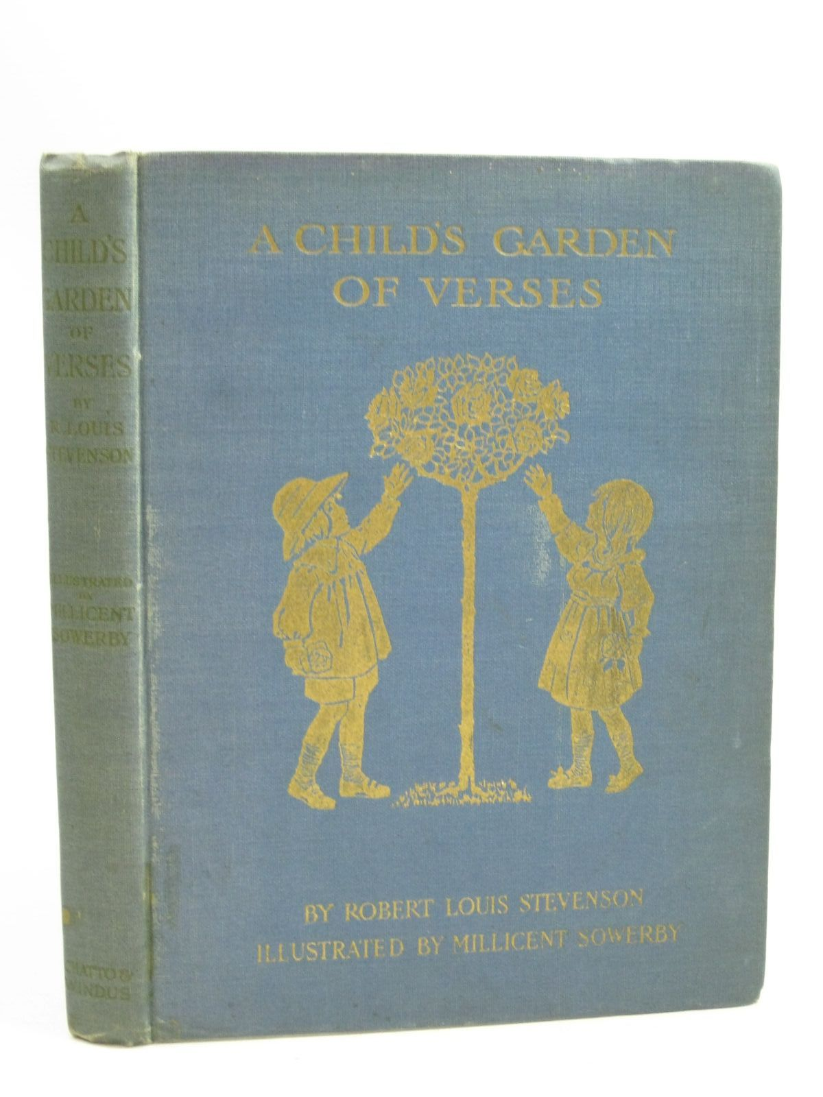 Photo of A CHILD'S GARDEN OF VERSES- Stock Number: 1405312