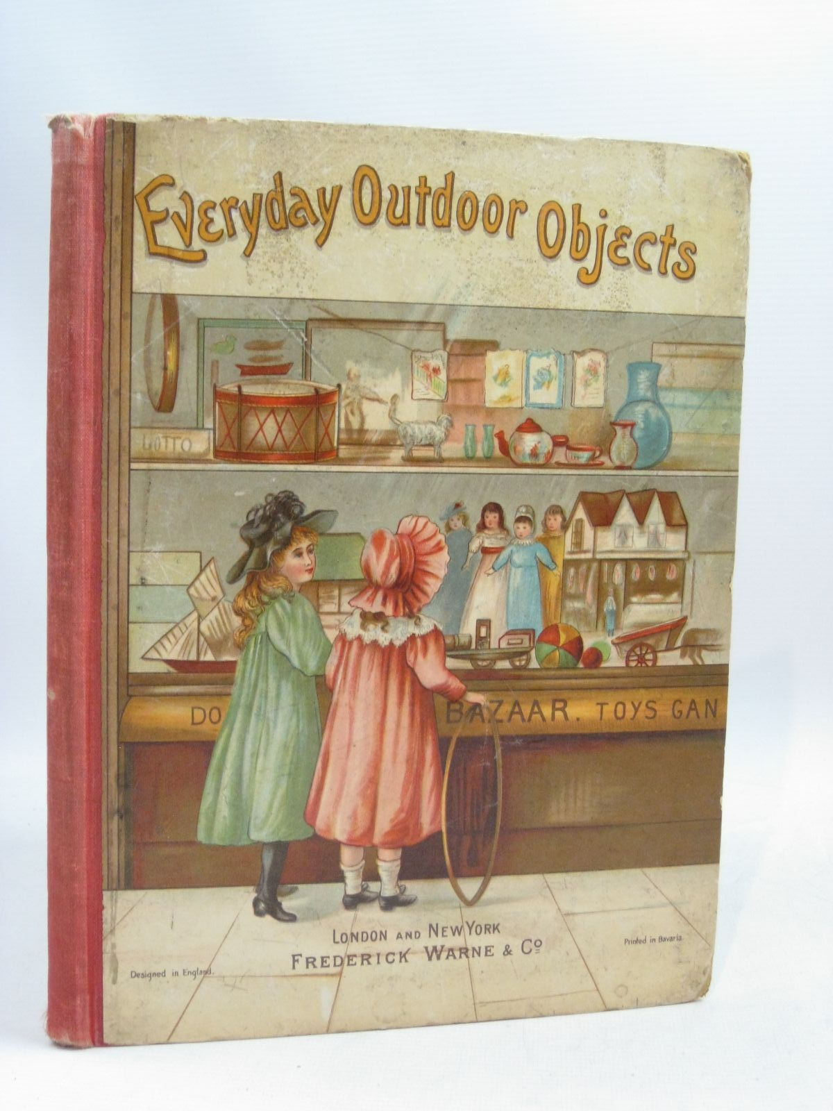 Photo of EVERYDAY OUTDOOR OBJECTS published by Frederick Warne & Co. (STOCK CODE: 1405316)  for sale by Stella & Rose's Books