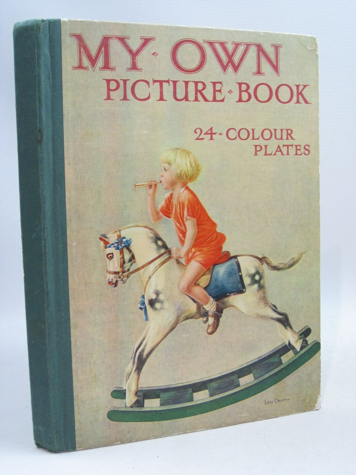 Photo of MY OWN PICTURE BOOK illustrated by Wain, Louis Aris, Ernest A. Brisley, Nina K. et al., published by Ward, Lock & Co. Limited (STOCK CODE: 1405335)  for sale by Stella & Rose's Books