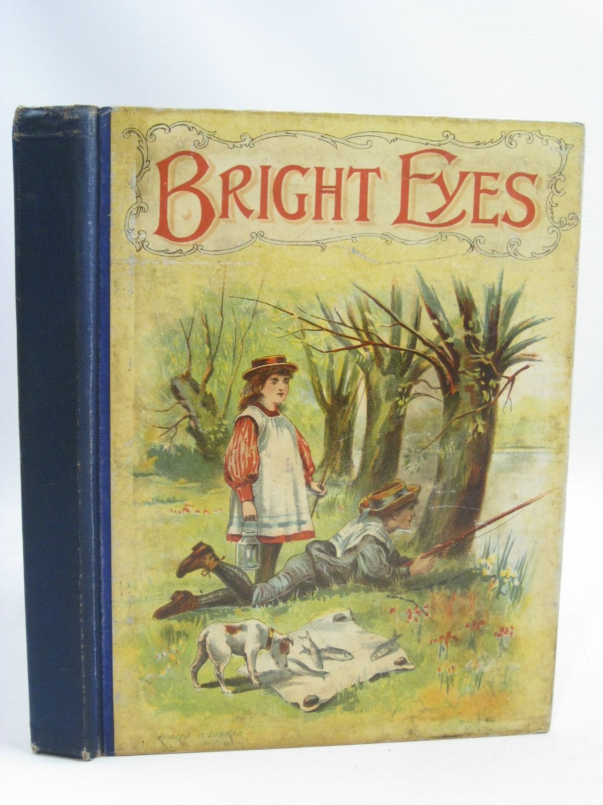 Photo of BRIGHT EYES written by Shorey, Mrs. L. et al, published by George Stoneman (STOCK CODE: 1405339)  for sale by Stella & Rose's Books