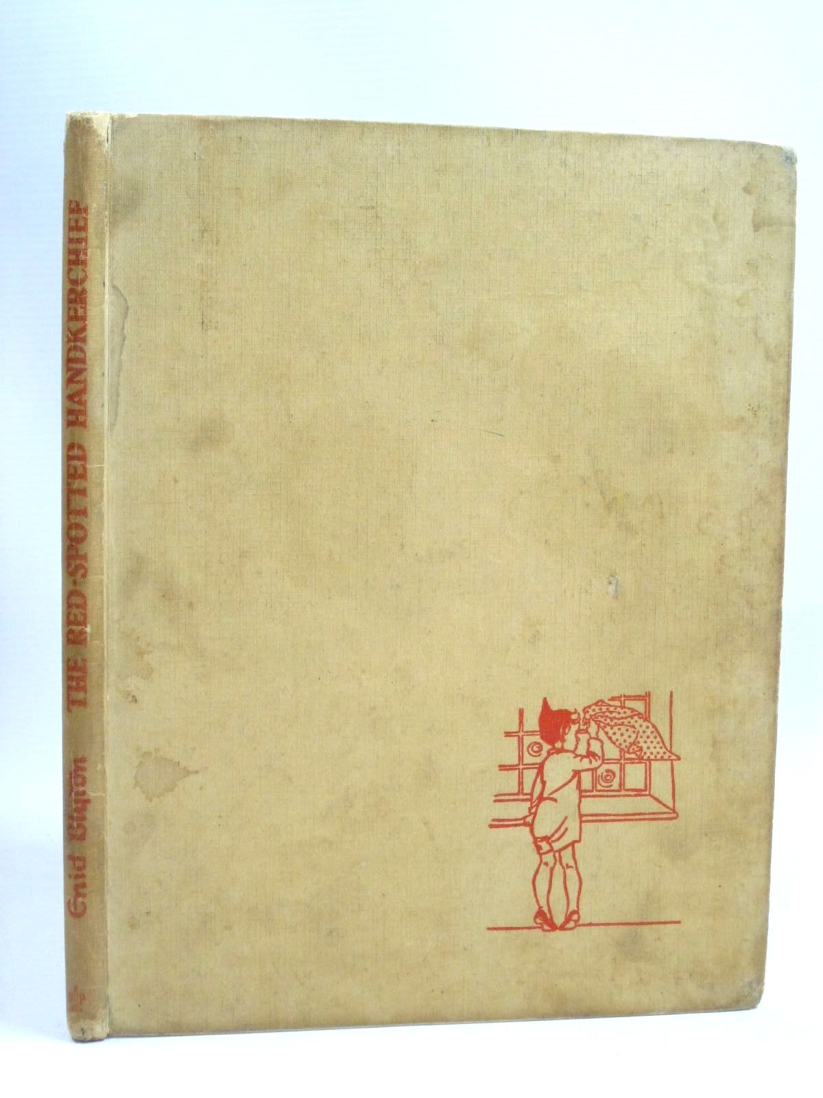 Photo of THE RED-SPOTTED HANDKERCHIEF & OTHER STORIES written by Blyton, Enid illustrated by Gell, Kathleen published by Brockhampton Press (STOCK CODE: 1405511)  for sale by Stella & Rose's Books