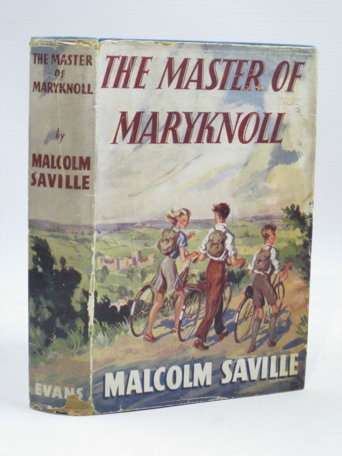 Photo of THE MASTER OF MARYKNOLL written by Saville, Malcolm illustrated by Bush, Alice published by Evans Brothers Limited (STOCK CODE: 1405710)  for sale by Stella & Rose's Books
