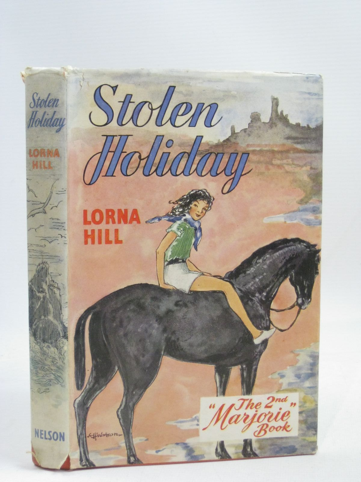 Photo of STOLEN HOLIDAY