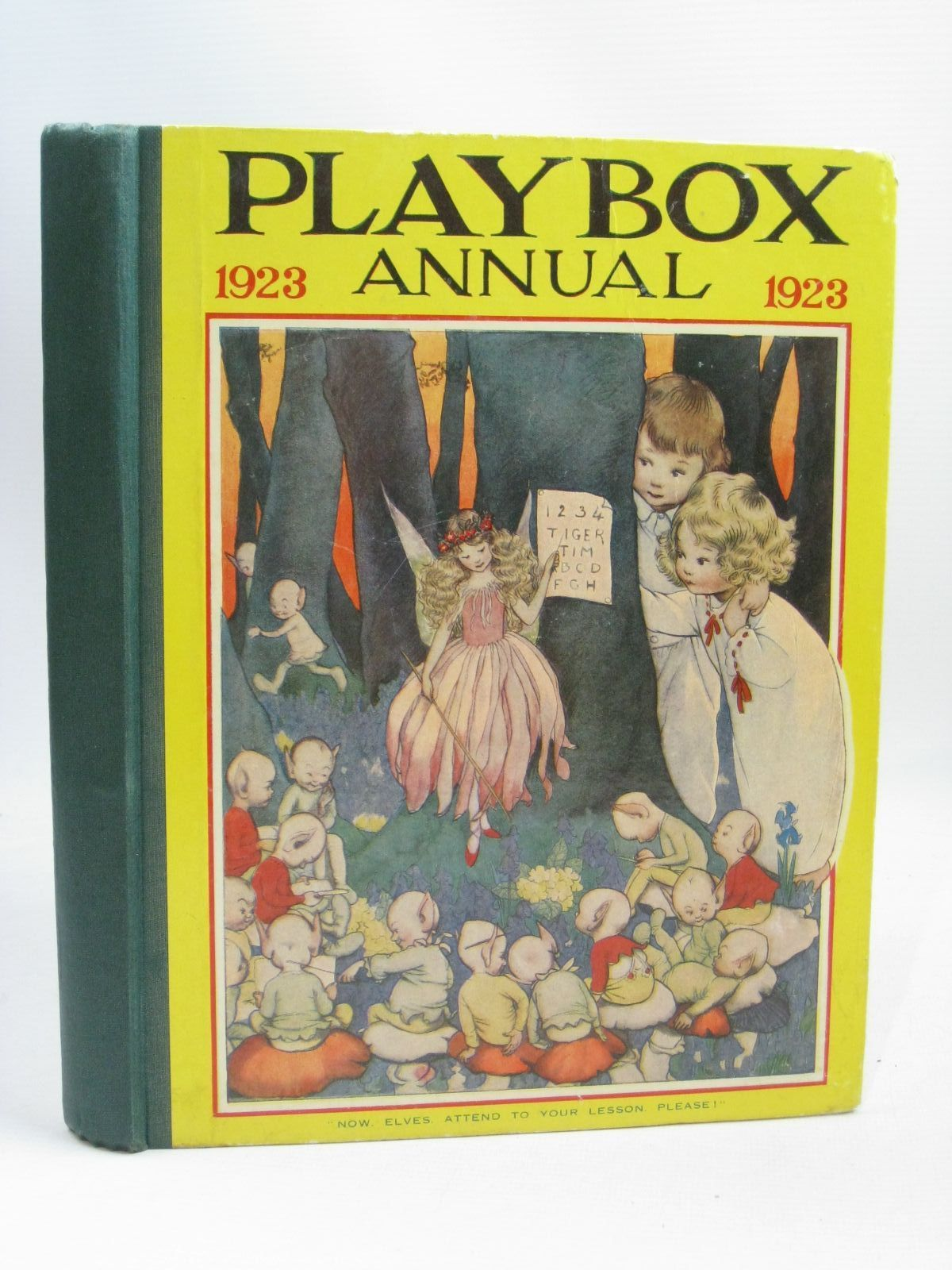 Photo of PLAYBOX ANNUAL 1923- Stock Number: 1405786