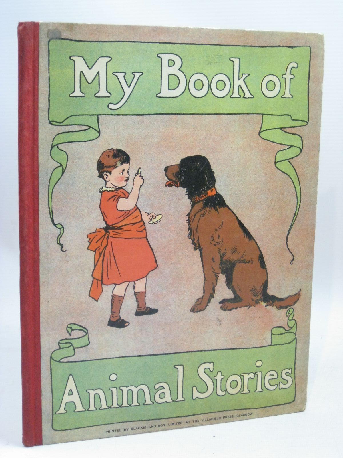 Photo of MY BOOK OF ANIMAL STORIES published by Blackie And Son Limited (STOCK CODE: 1405800)  for sale by Stella & Rose's Books