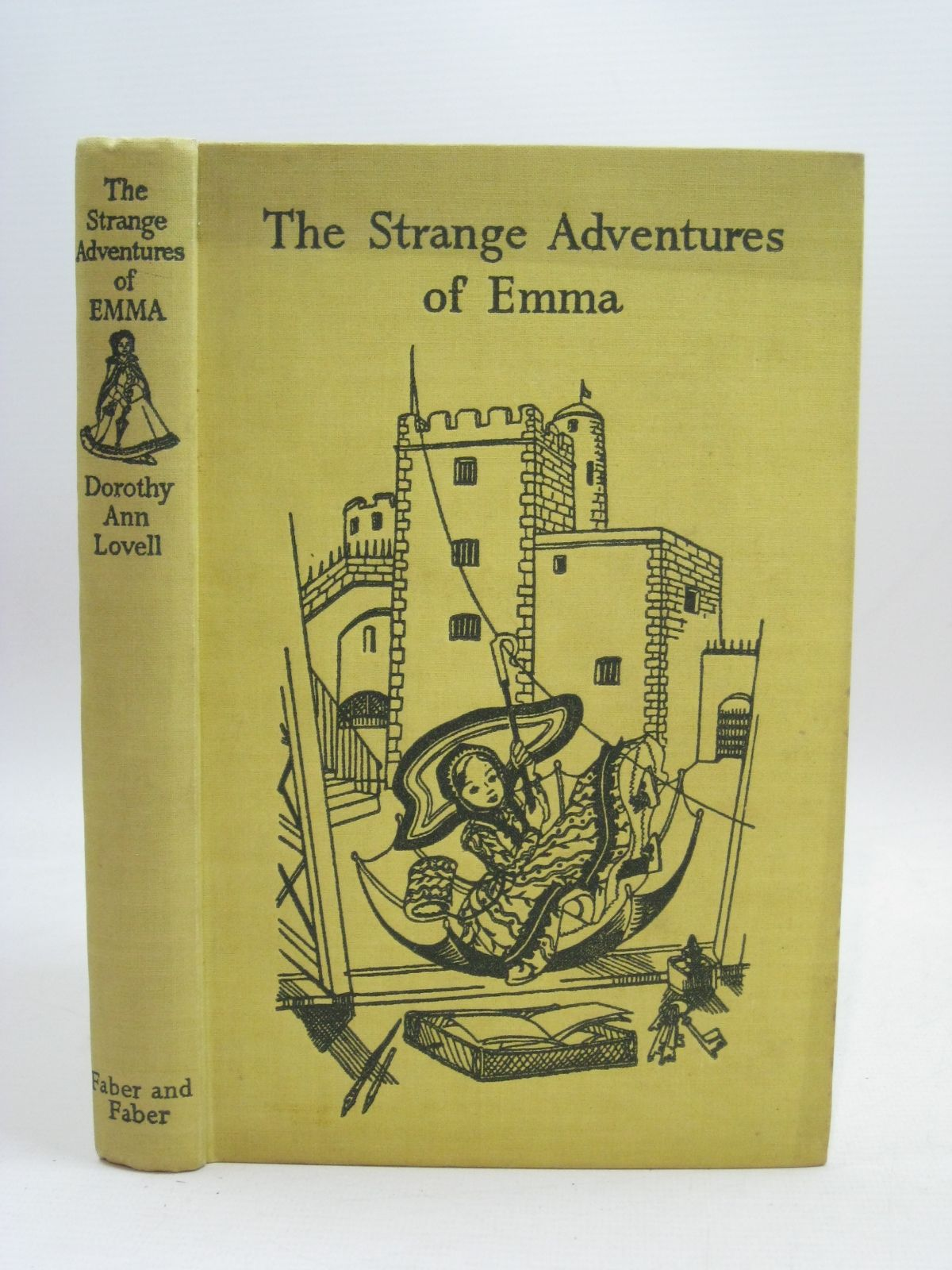 Photo of THE STRANGE ADVENTURES OF EMMA written by Lovell, Dorothy Ann illustrated by Hawkins, Irene published by Faber & Faber Limited (STOCK CODE: 1405951)  for sale by Stella & Rose's Books