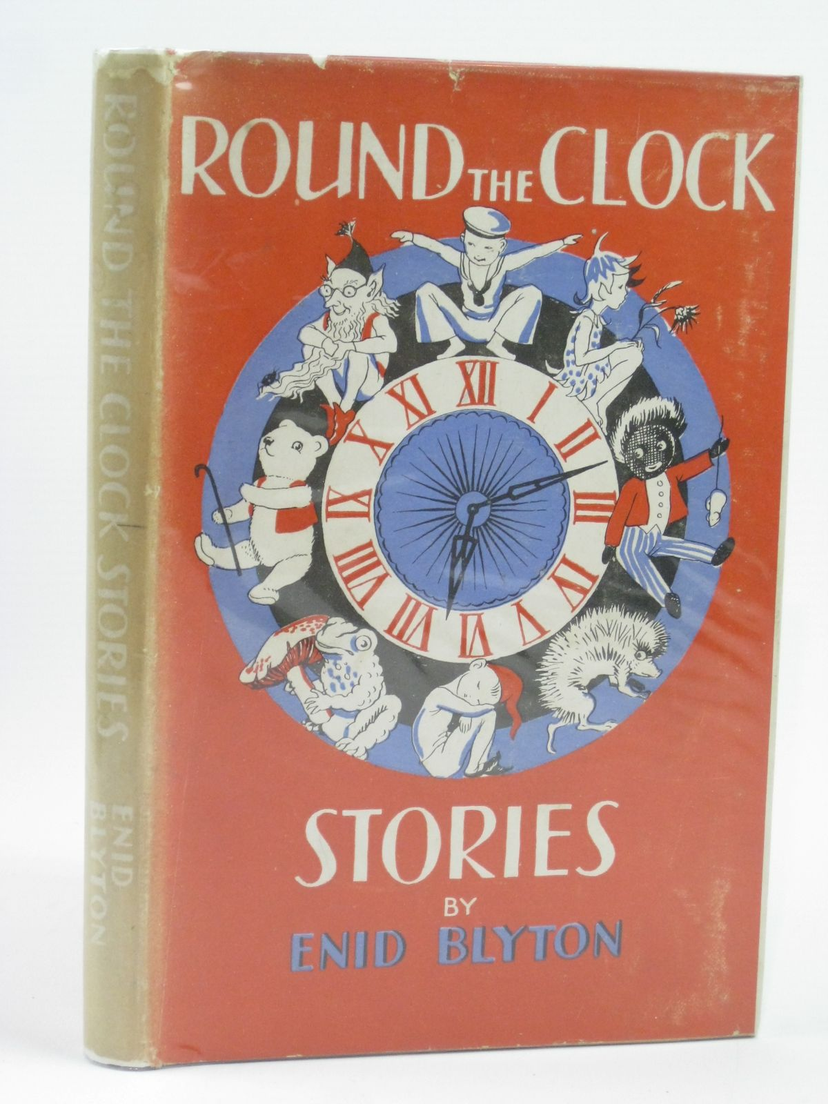 Photo of ROUND THE CLOCK STORIES- Stock Number: 1406061