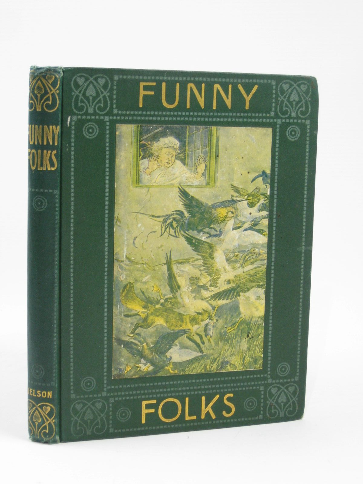 Photo of FUNNY FOLKS illustrated by Tawse, Sybil<br />et al., published by Thomas Nelson &amp; Sons (STOCK CODE: 1406283)  for sale by Stella & Rose's Books