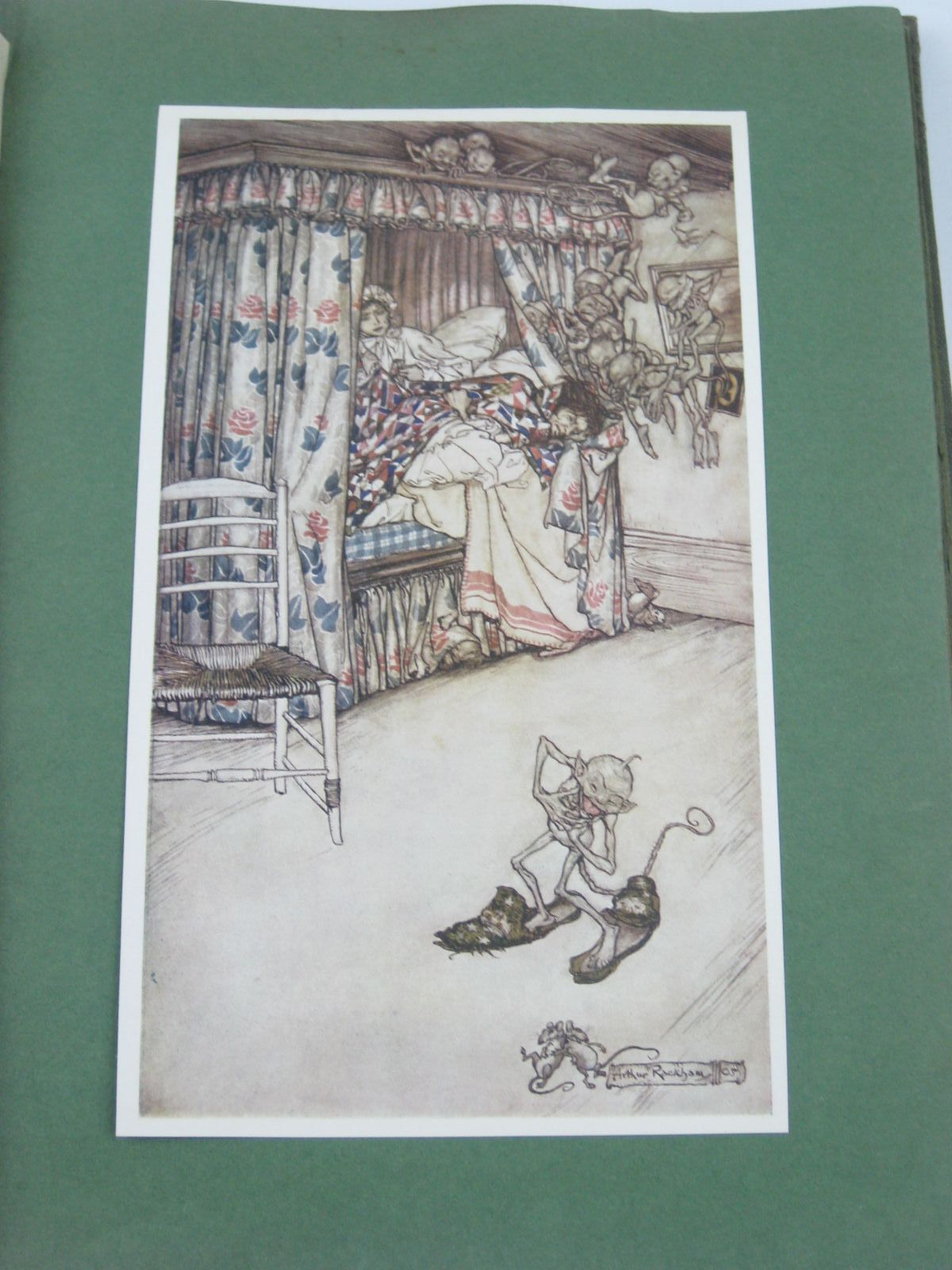 Photo of RIP VAN WINKLE written by Irving, Washington illustrated by Rackham, Arthur published by William Heinemann (STOCK CODE: 1406359)  for sale by Stella & Rose's Books