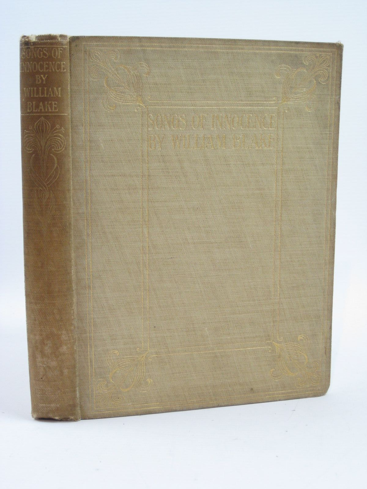 Photo of SONGS OF INNOCENCE written by Blake, William<br />Seccombe, Thomas S. illustrated by Appleton, Honor C. published by Herbert &amp; Daniel (STOCK CODE: 1406398)  for sale by Stella & Rose's Books