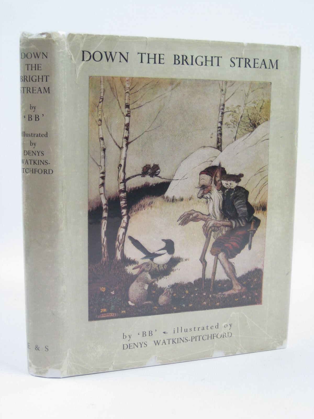Photo of DOWN THE BRIGHT STREAM written by BB,  illustrated by BB,  published by Eyre & Spottiswoode (STOCK CODE: 1406401)  for sale by Stella & Rose's Books