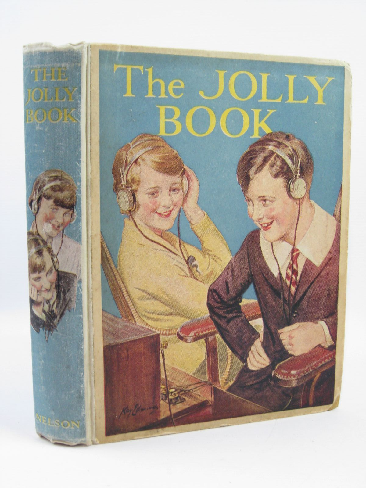 Photo of THE JOLLY BOOK - SEVENTEENTH YEAR- Stock Number: 1406405